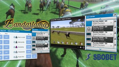 virtual bandar pacuan balapan kuda