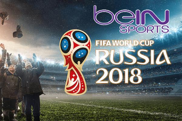 Piala Dunia 2018 di Bein Sport2
